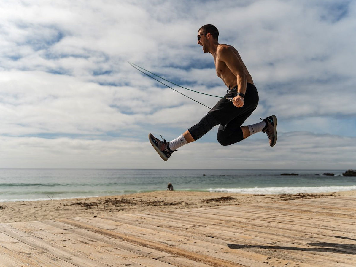 Half and Full Twist Jump Rope