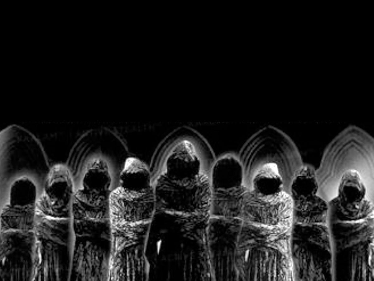 the idea of nine unknown men