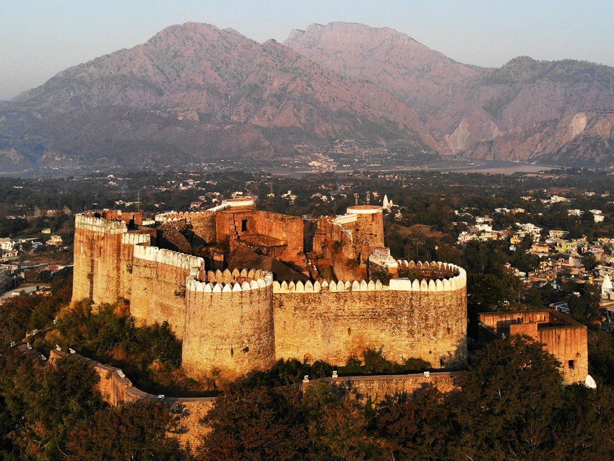 Bhimgarh Fort in Jammu