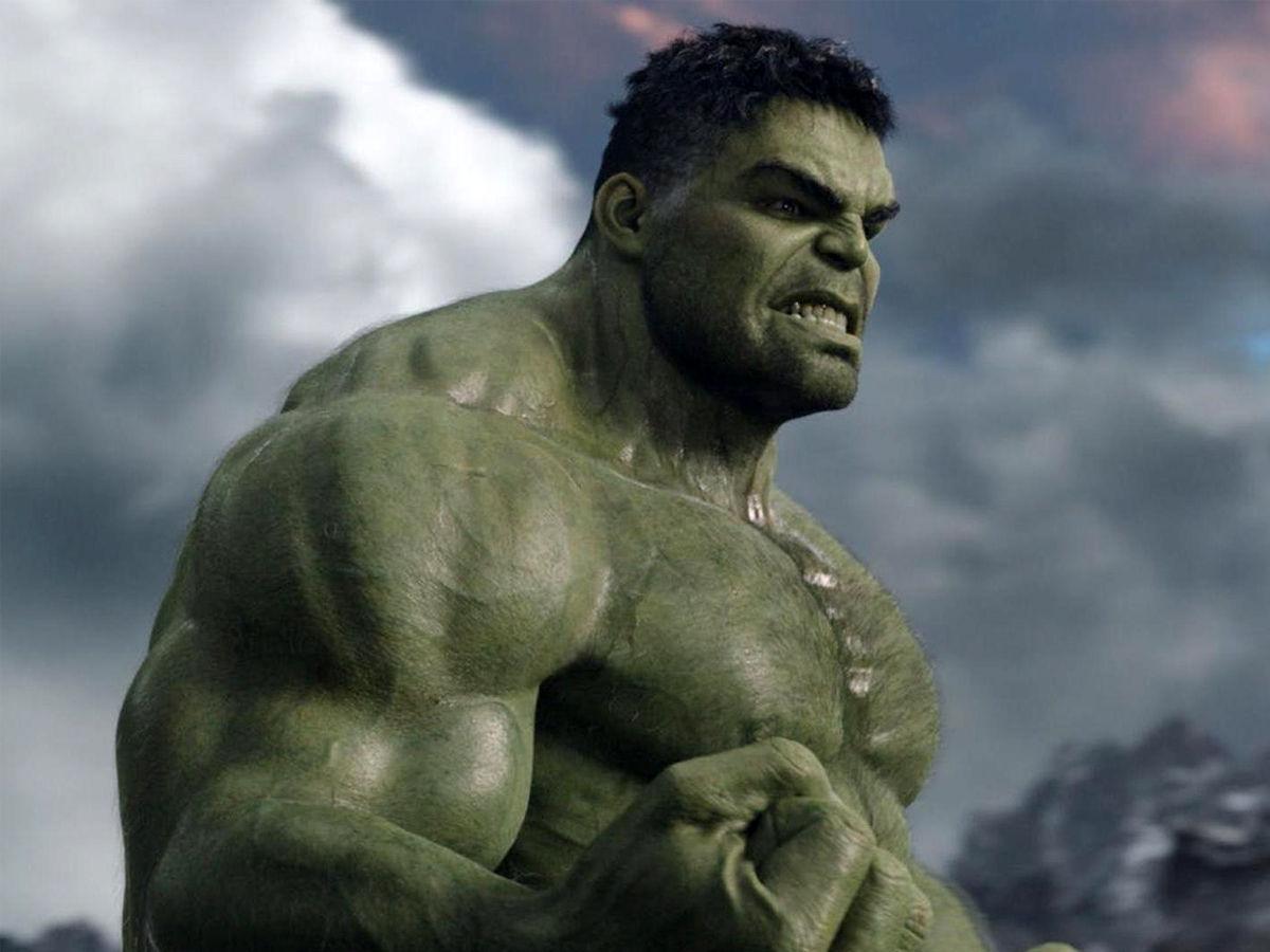 Hulk aka Bruce Banner