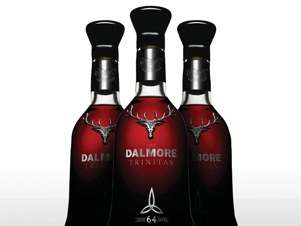Dalmore 64 Trinitas 64 year old