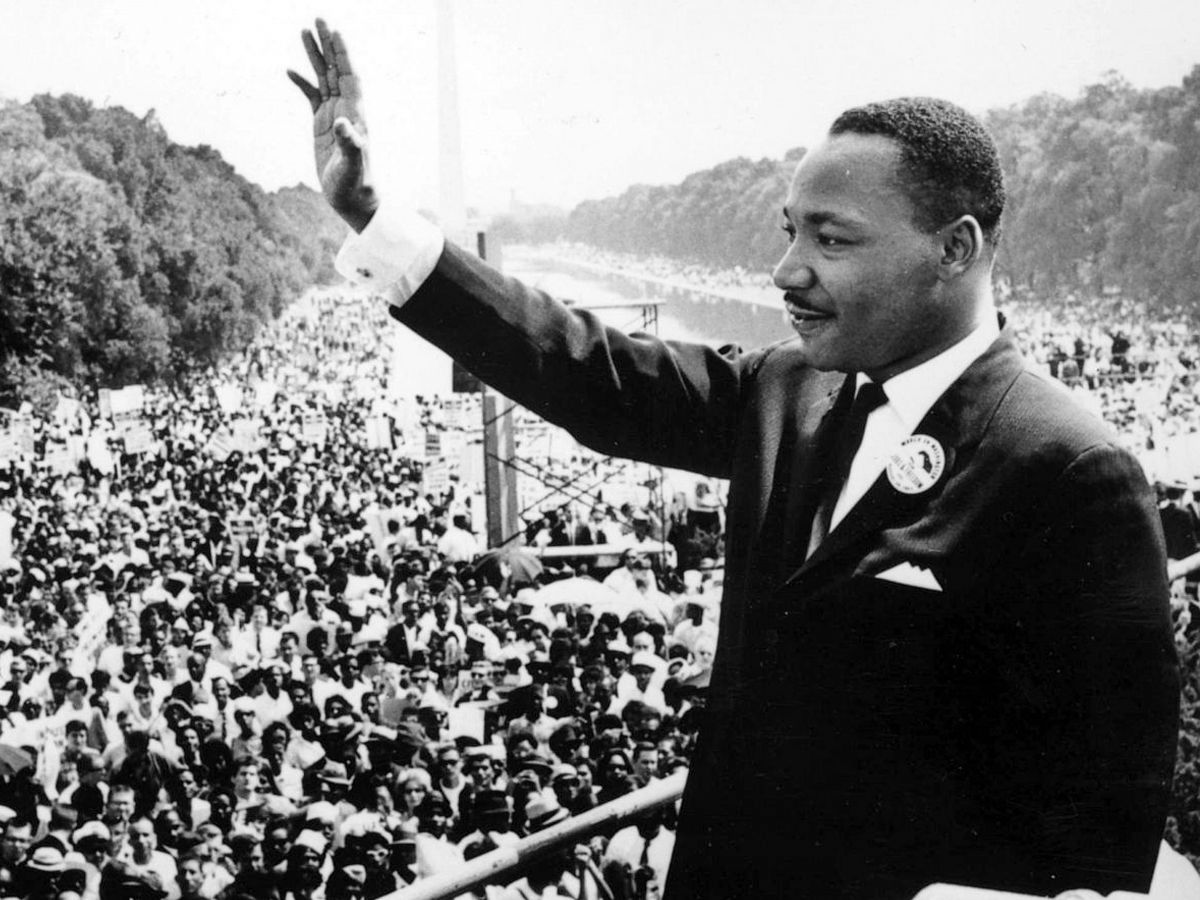 global leaders martin luther king jr