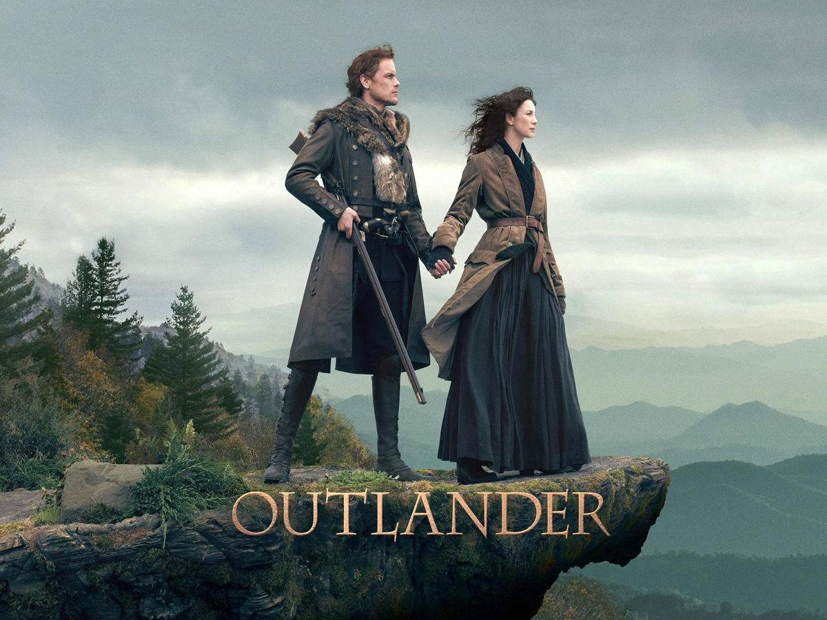 historical dramas on netflix outlander
