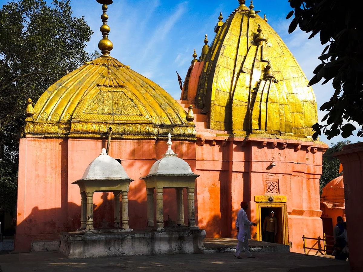 Purmandal Temple Jammu and Kashmir