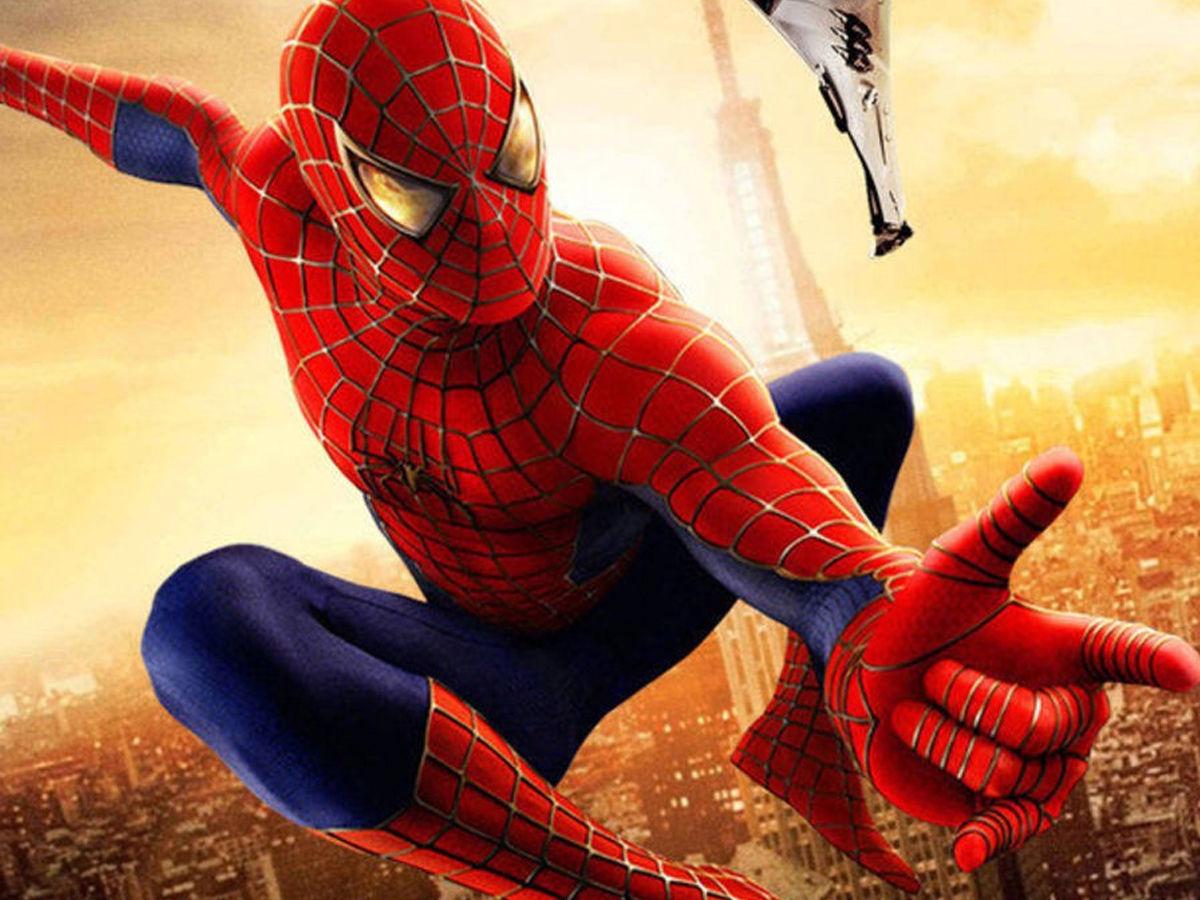 Peter Parker aka Spiderman