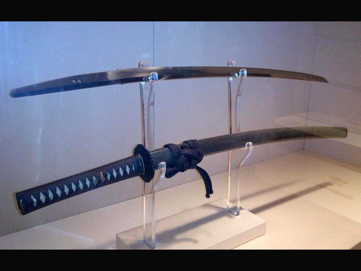 cursed swords