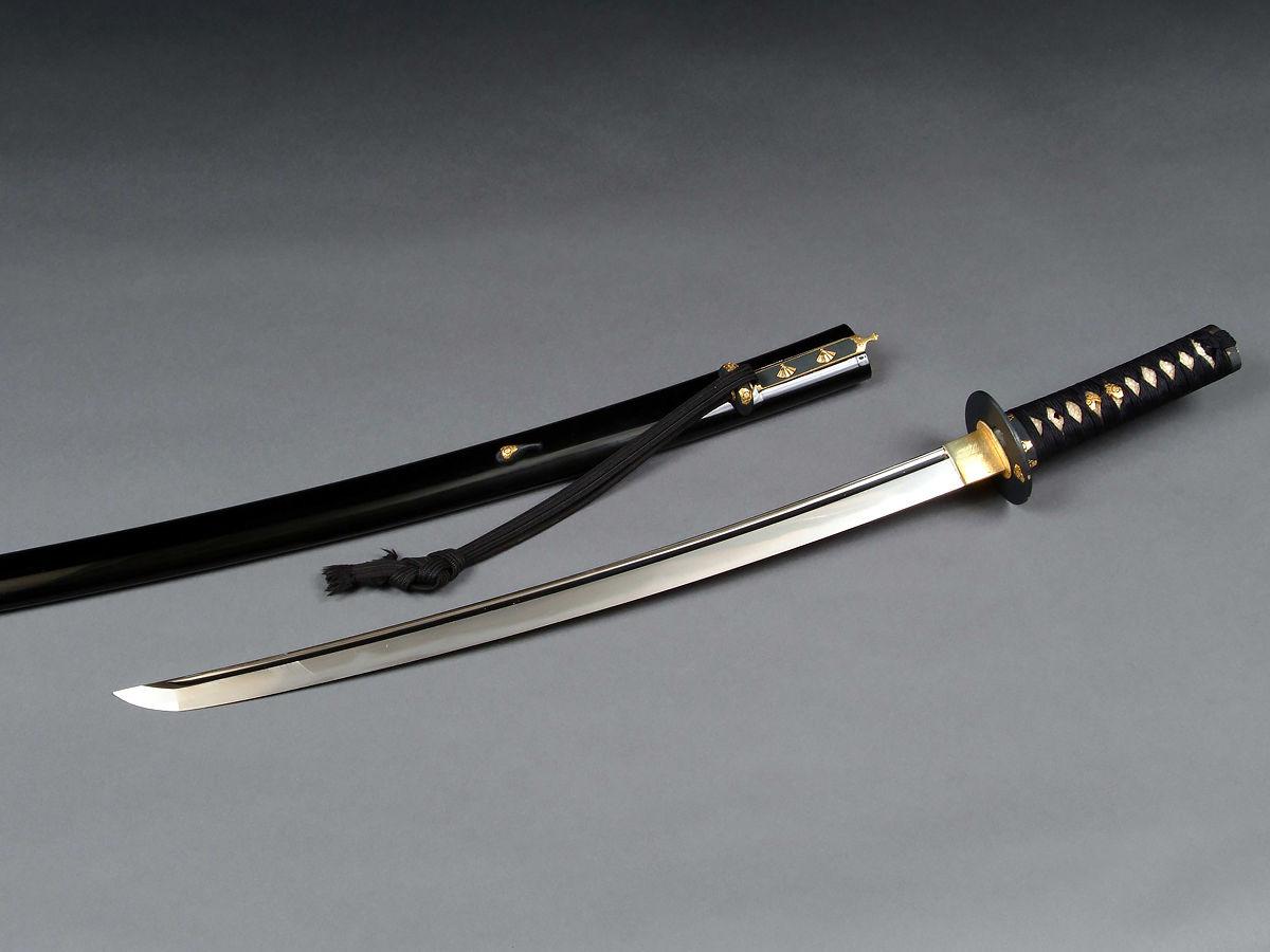 honjo masamune sword with sheath