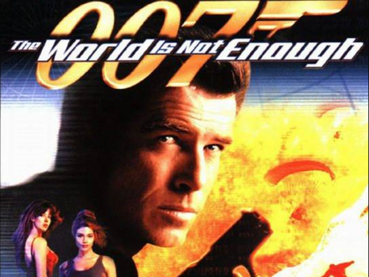 the world is not enough was one of the best bond movies