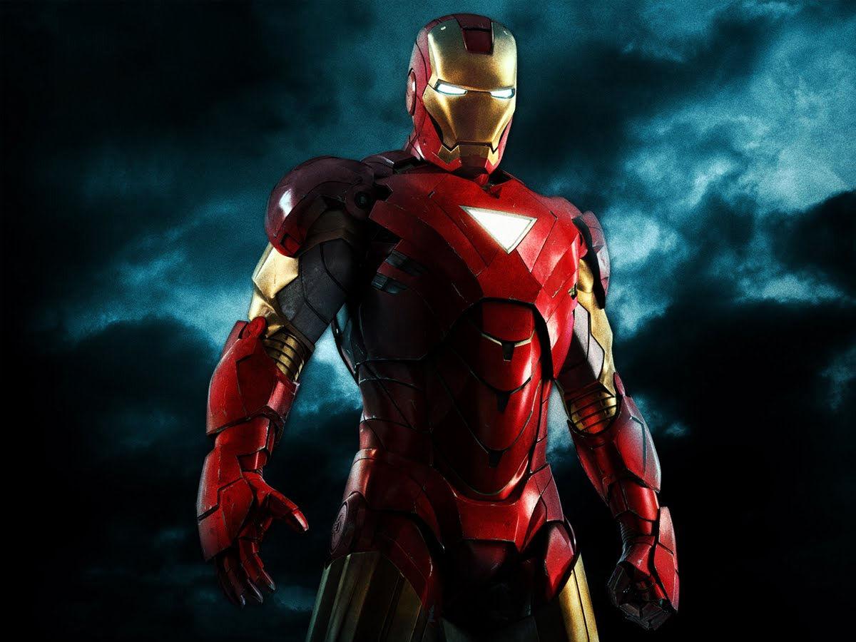 Iron Man aka Tony Stark