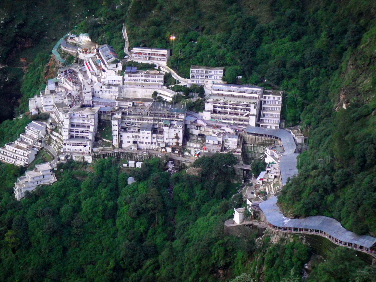 Best Places To Visit In Jammu Vaishno Devi
