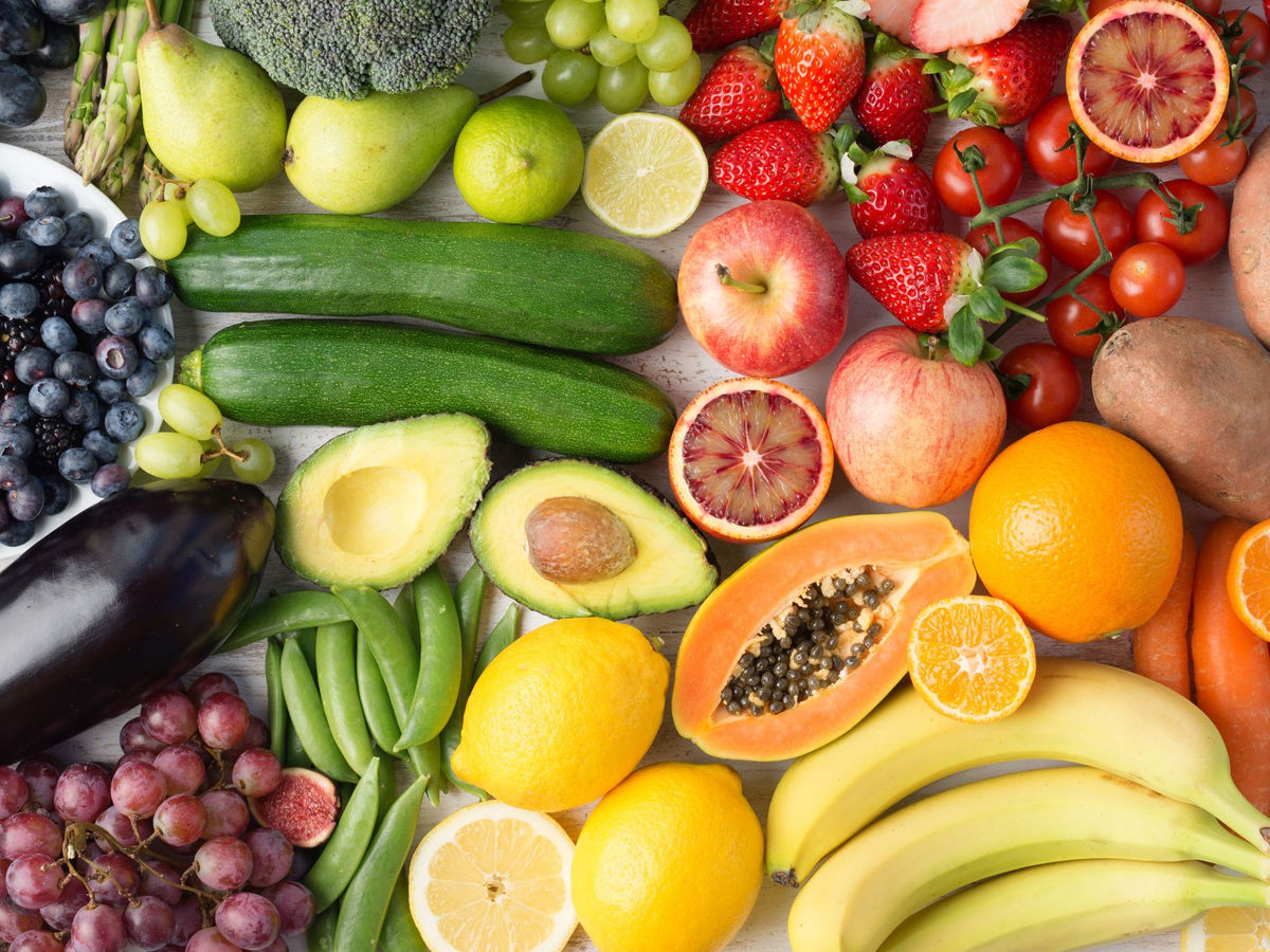 Eat healthy diet to control obesity