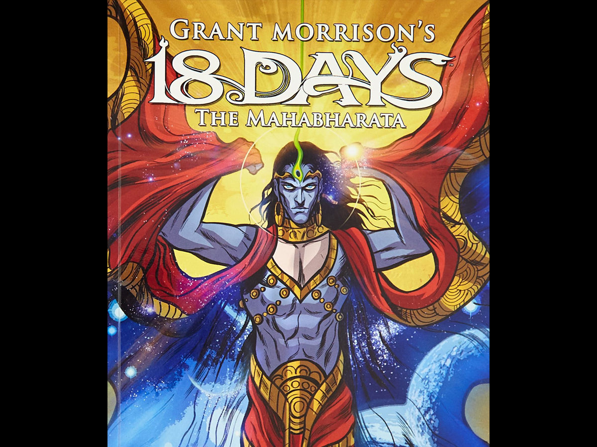 18 days one of the Indian Comics
