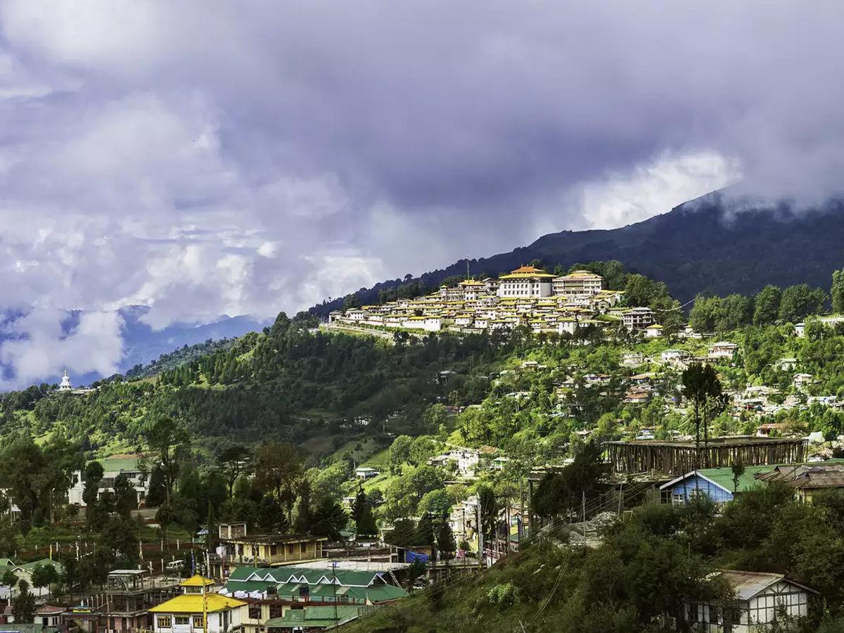 in the midst of Himalayas Arunachal Pradesh