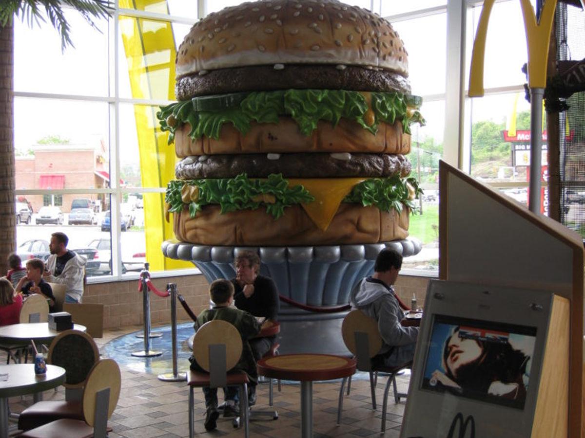 Big Mac Museum, Pennsylvania, USA