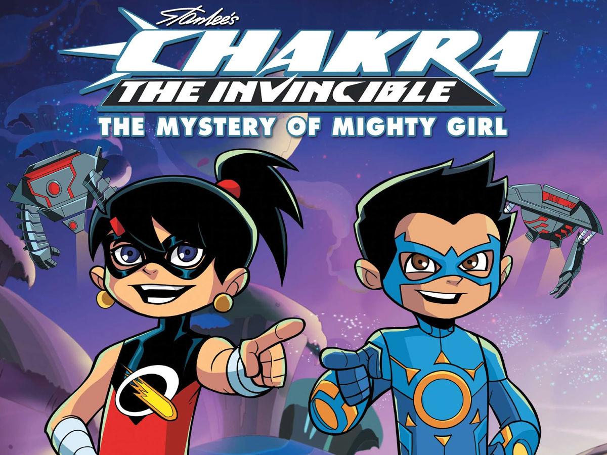 Stan Lee's Chakra the Invincible