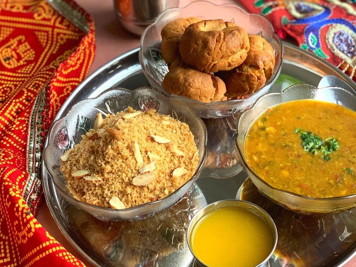The prime rajasthani dish