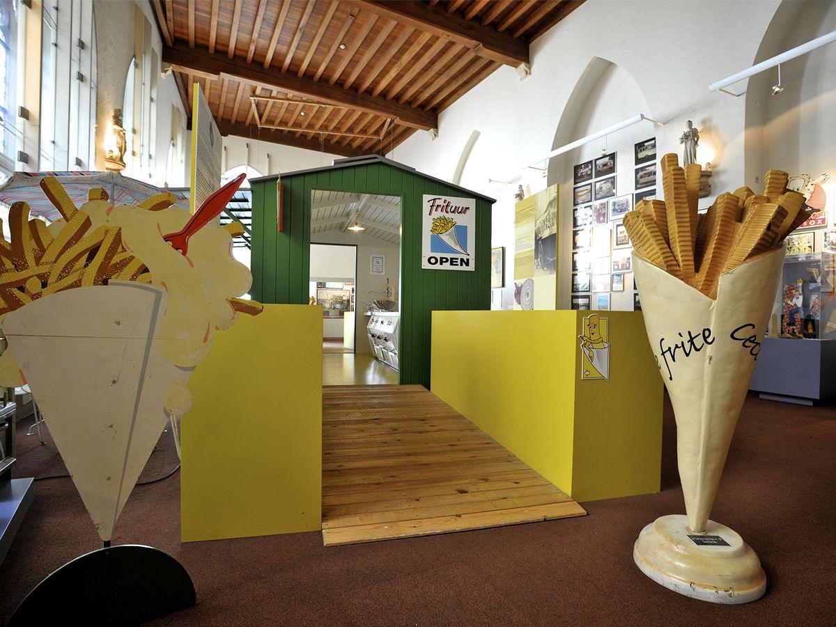 Frietmuseum(Food Museums), Burges, Belgium