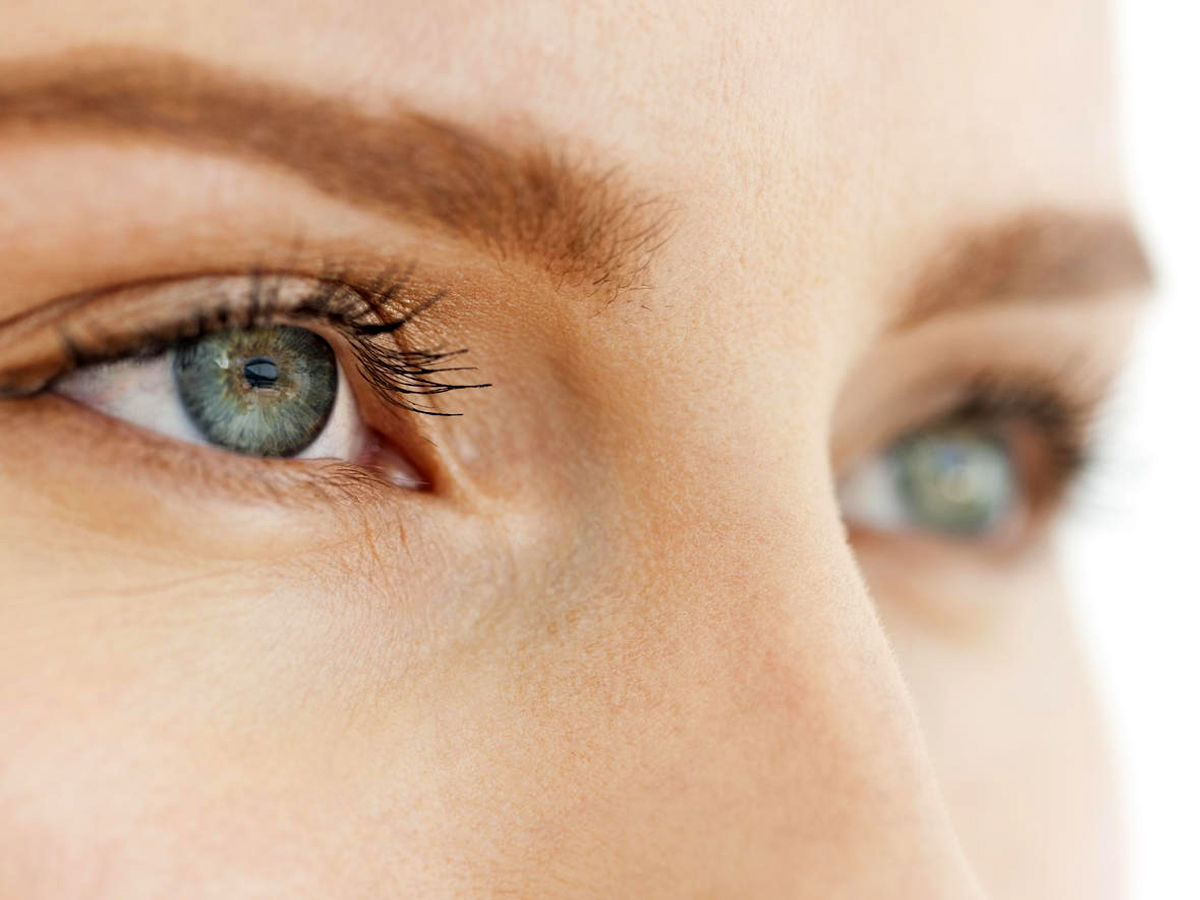 Soaking Up The Sun improves eyesight