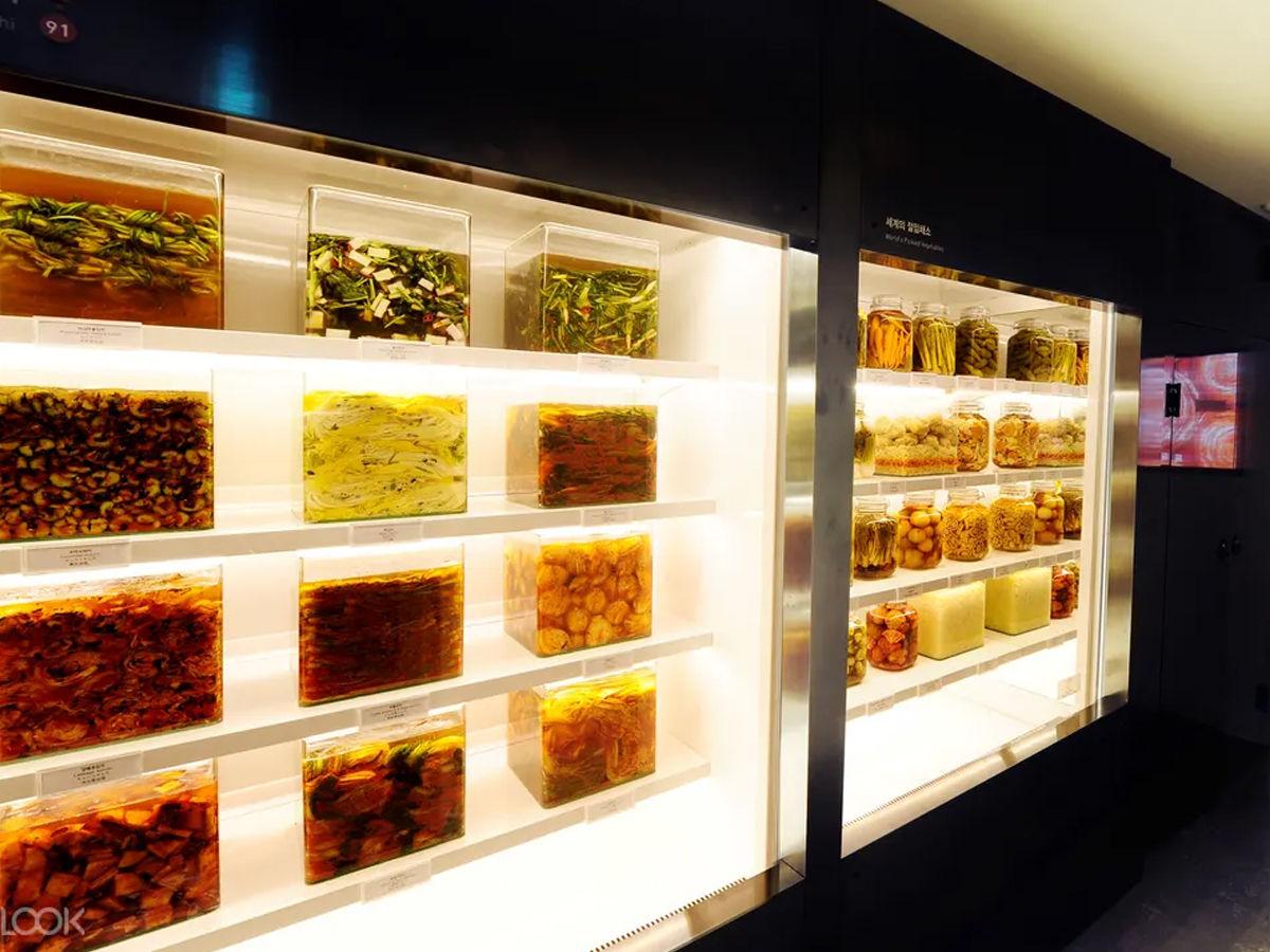 Kimchi Museum, Seoul, South Korea