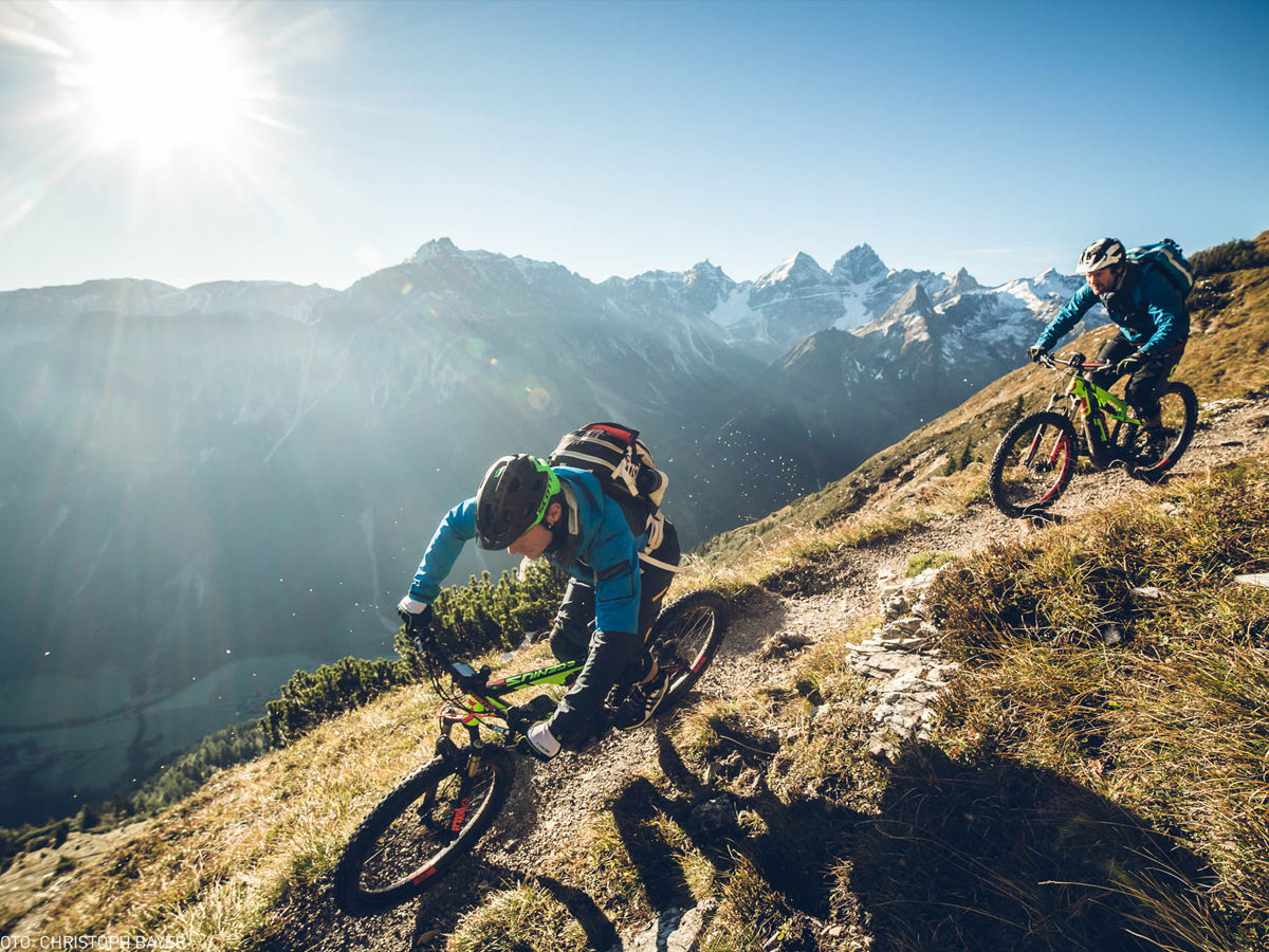 Adventure travel and Mountain Biking