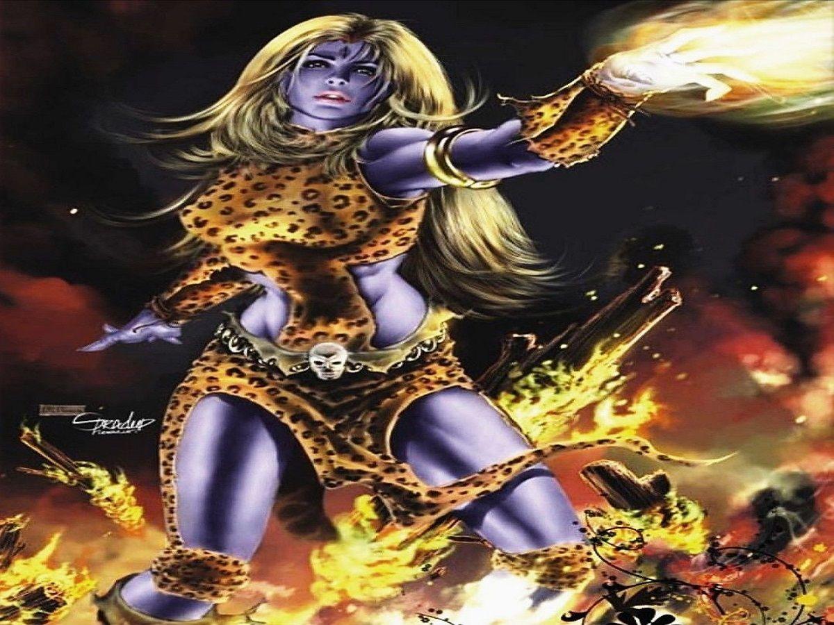 shakti another female indian superhero