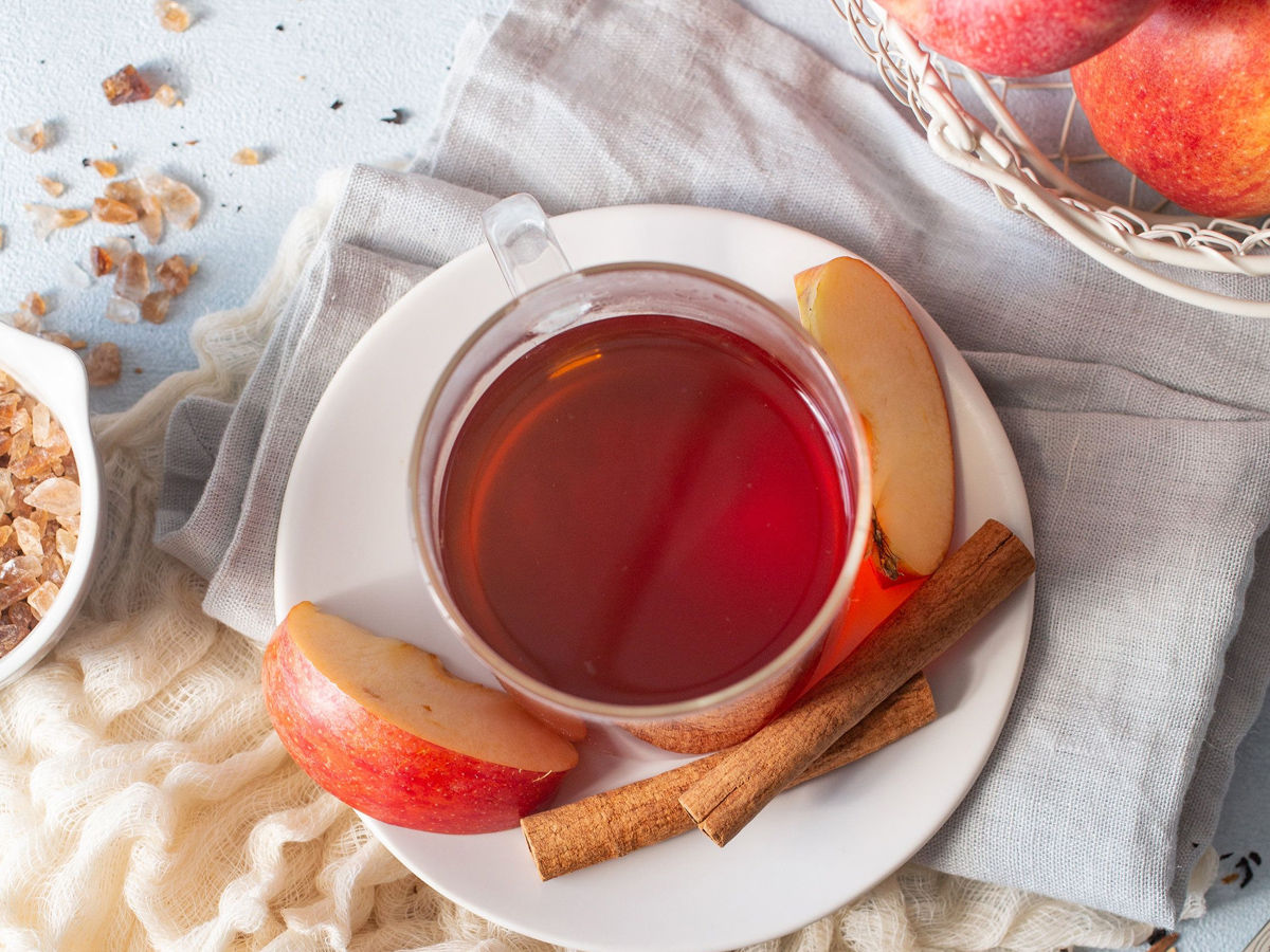Apple Cinnamon Chai