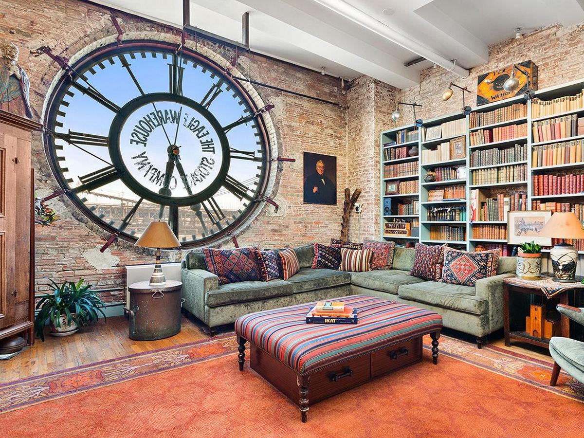 Brooklyn Clock Tower Home, NYU