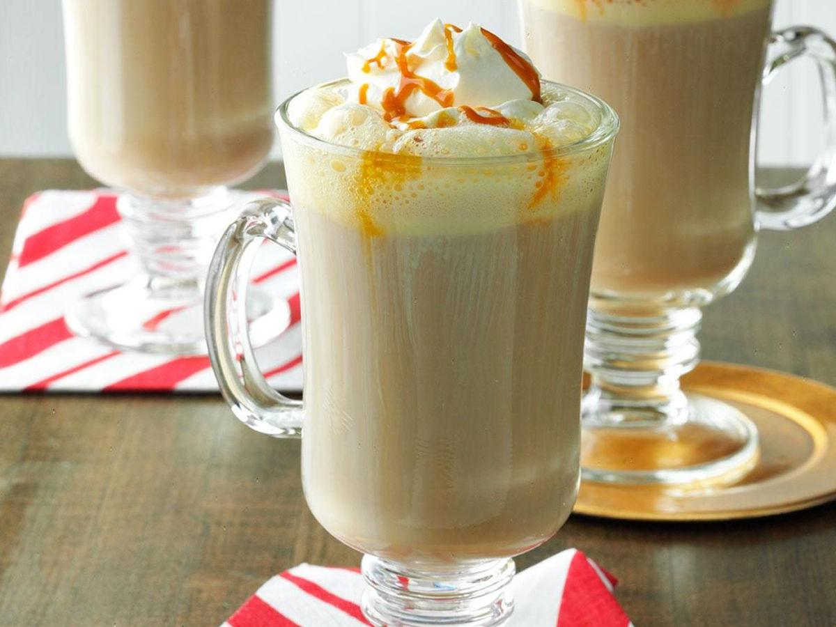 Caramel Chai