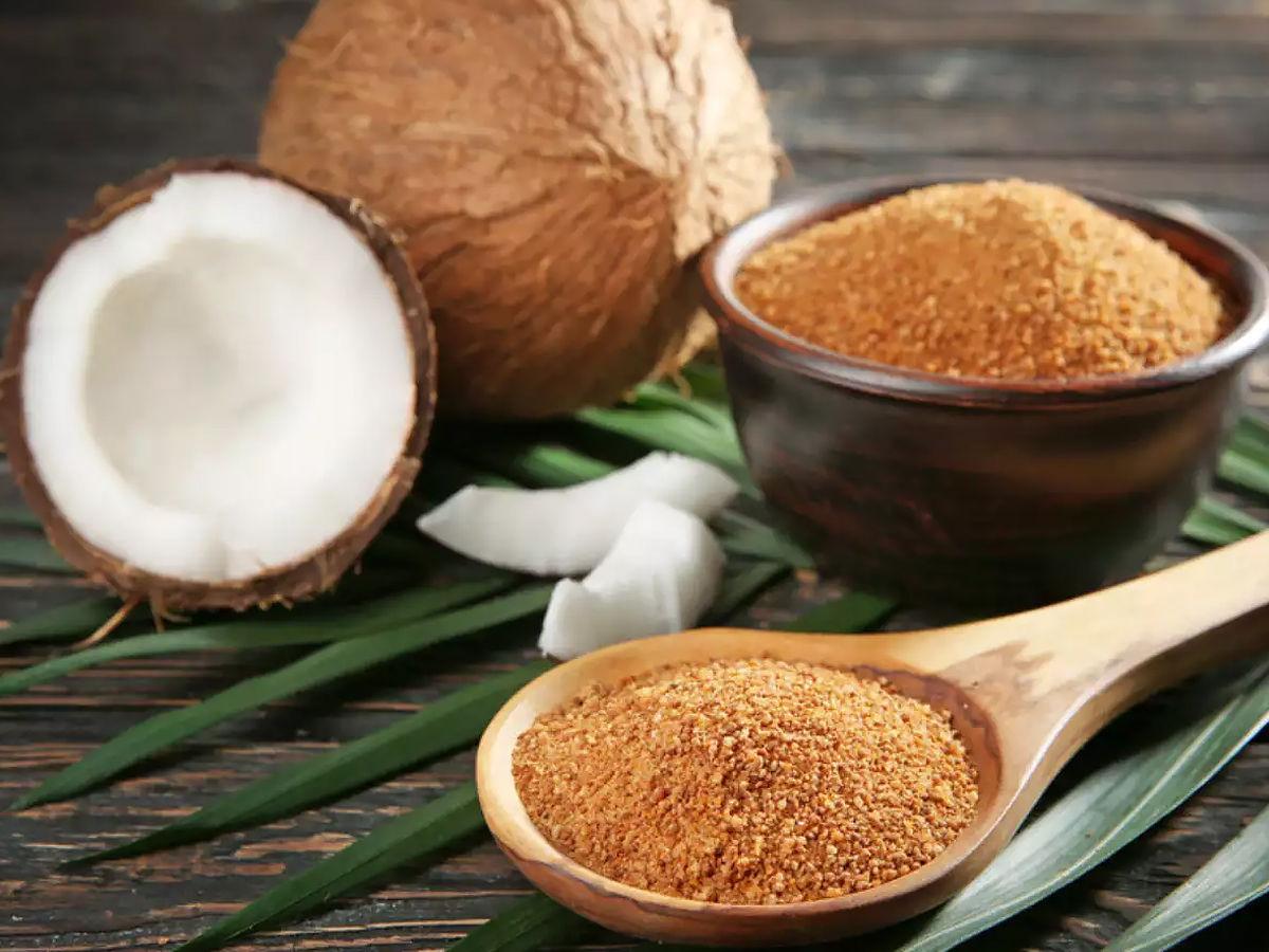 coconut sugar as Alternatives of Sugar
