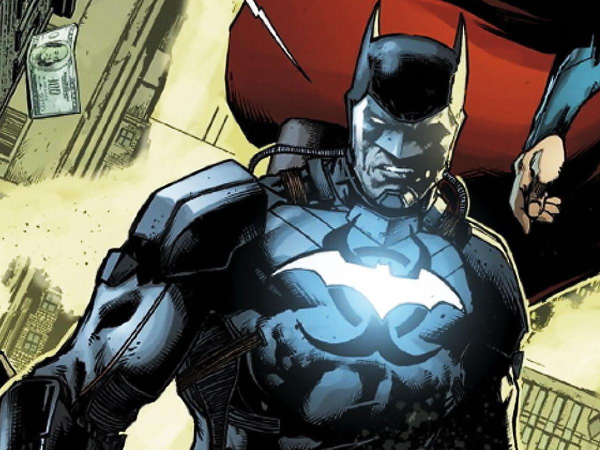 Haz Bat Suit