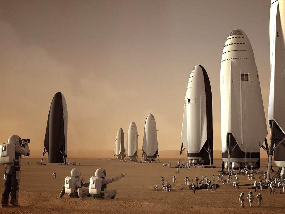 elon musk space explorations