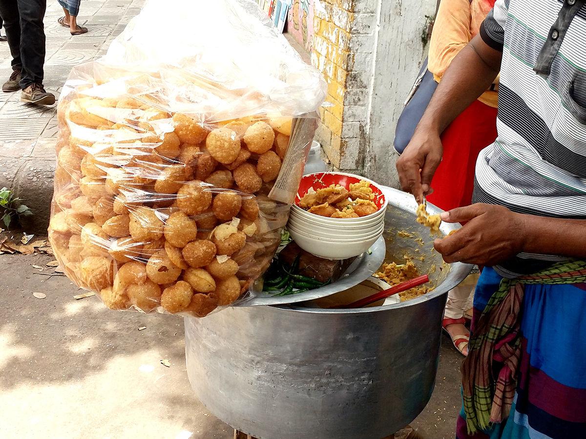 Paani-Puri/Golgappe/Puchka love of india