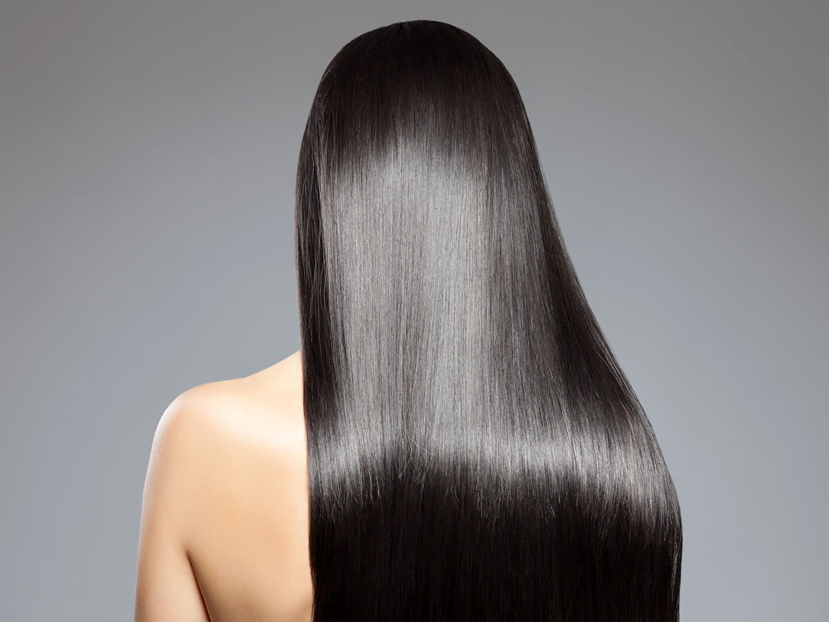 Warm water Promotes Healthy Hair