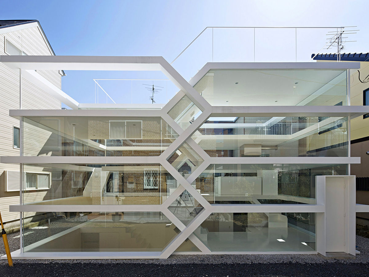 S House, Japan