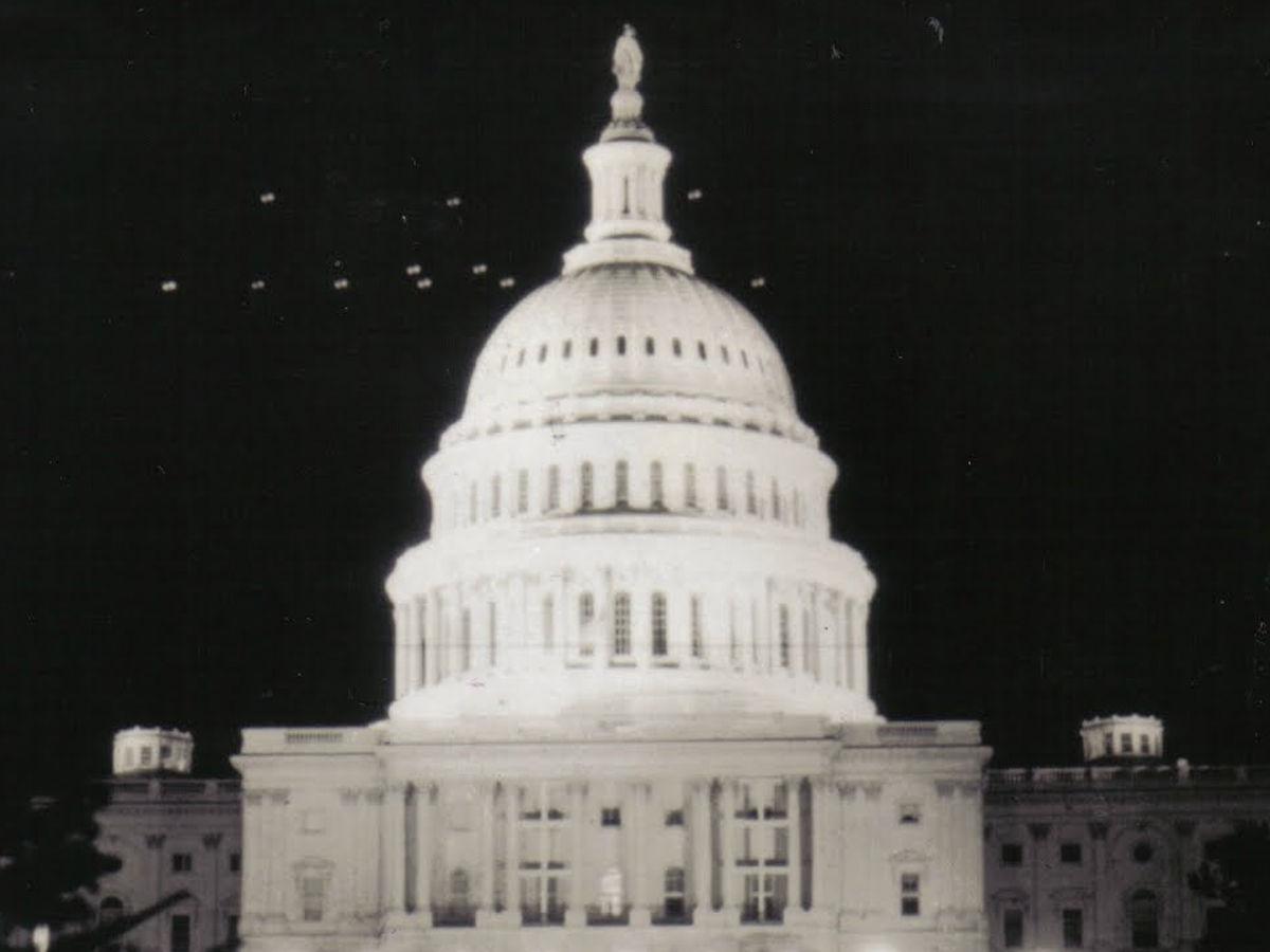 The ufo sightings in Washington