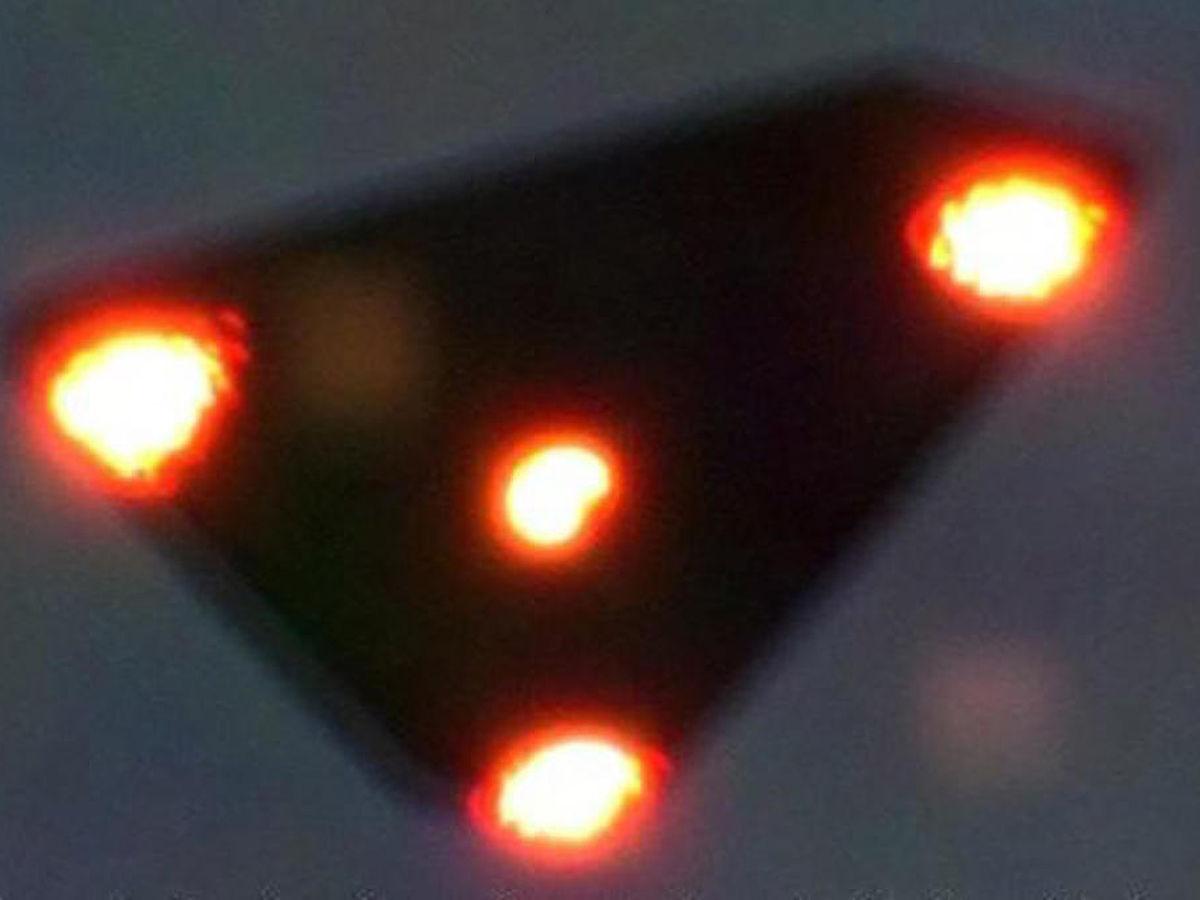 Belgian UFO sightings