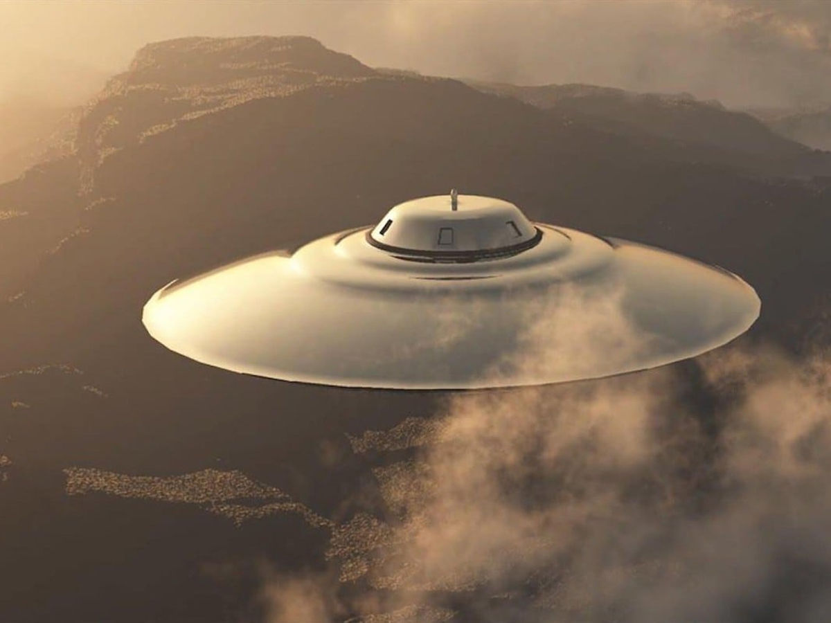 The 'Flying Saucers'