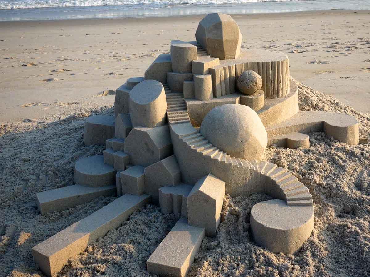 Ban on Beach Castles