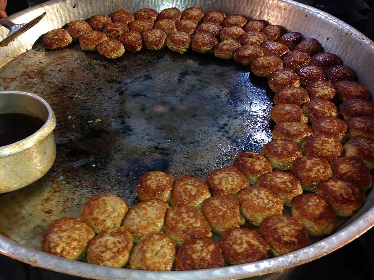 Galwati Kebab