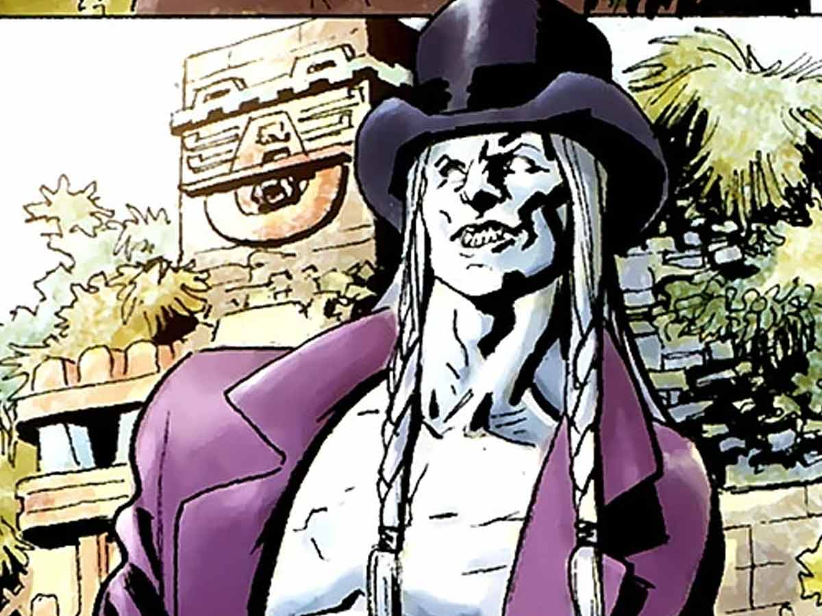 Lilin in marvel comics