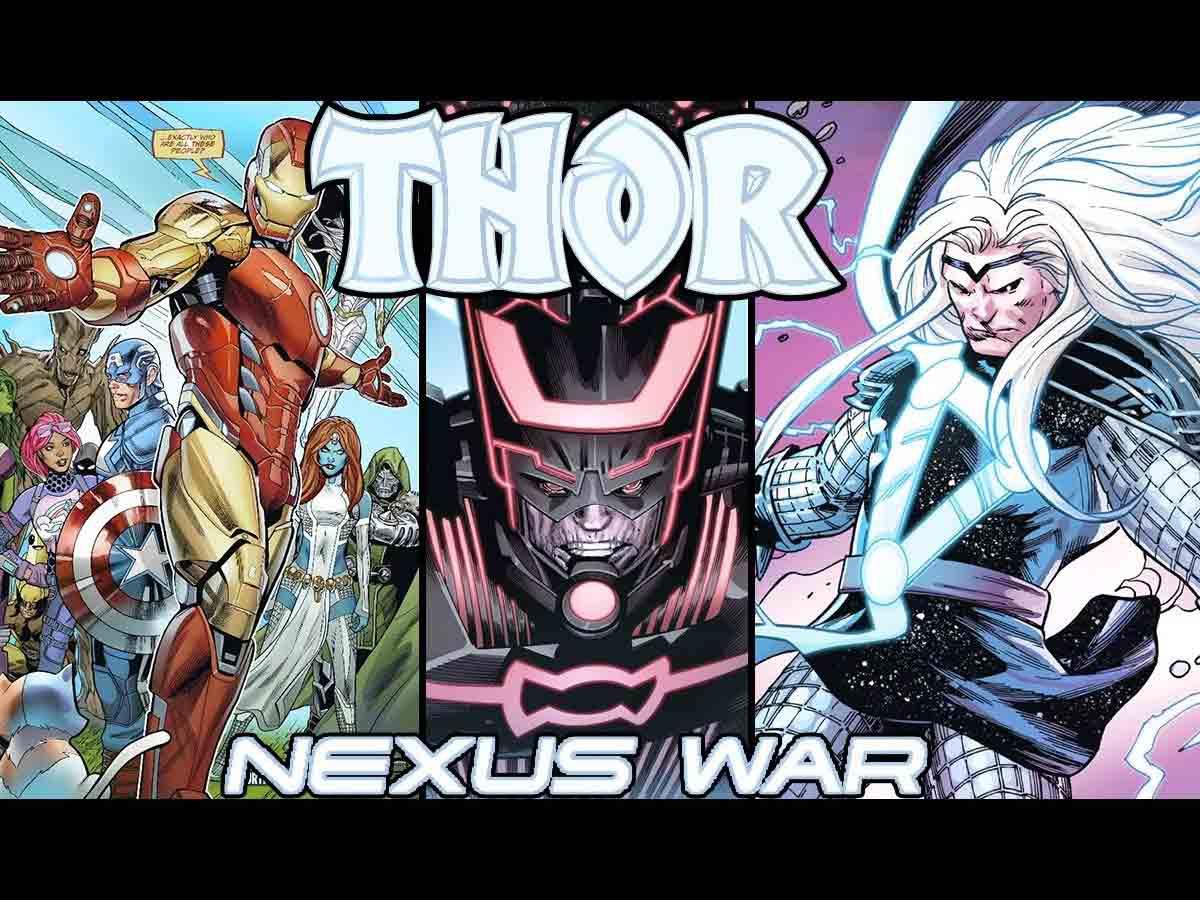 Nexus from Marvel