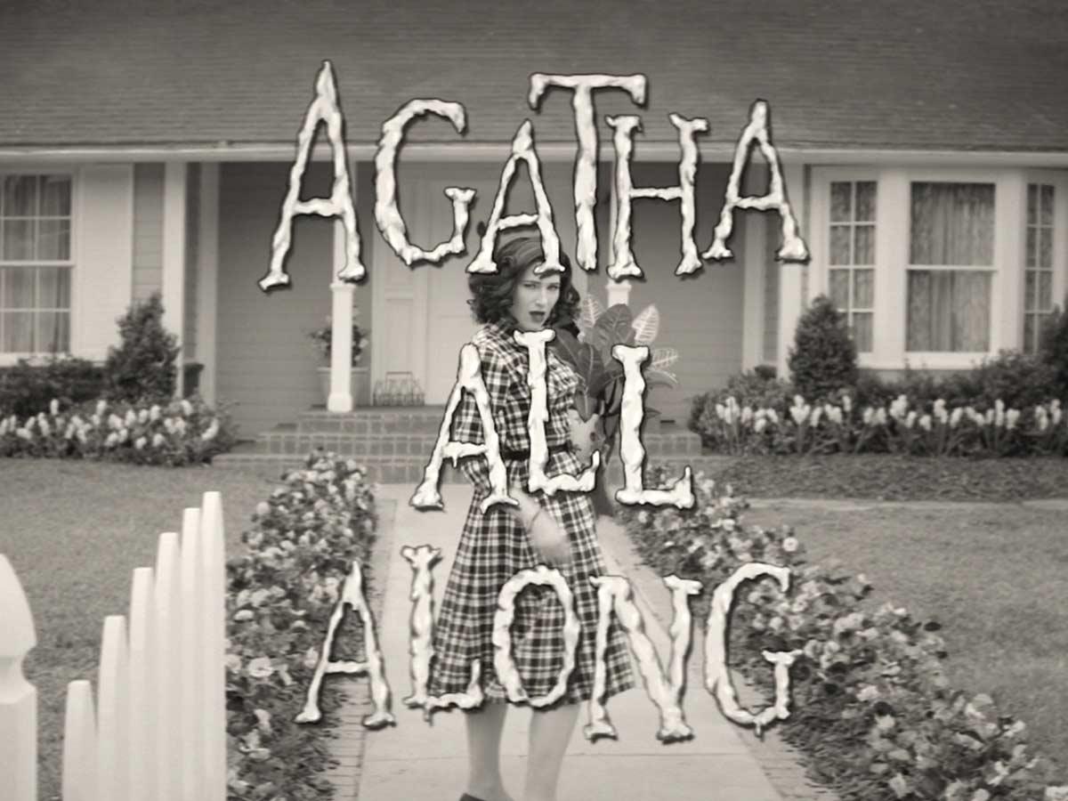 agatha harkness, agnes, agatha all along