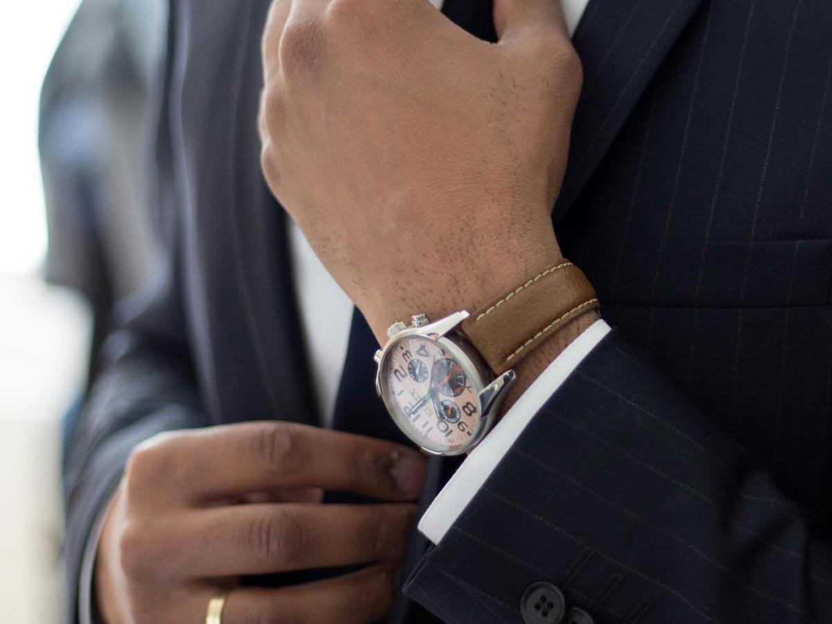semi formal watch