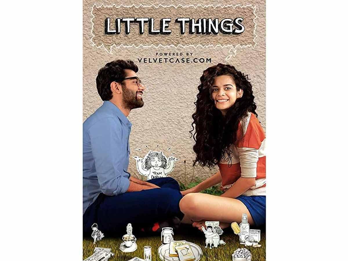 Little things, romantic web series on netflix