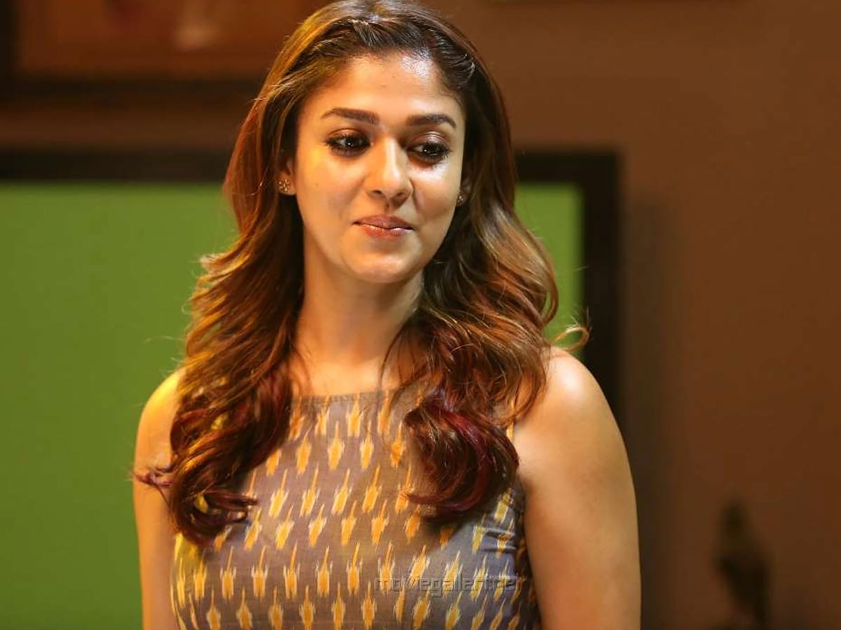 Nayanthara cute