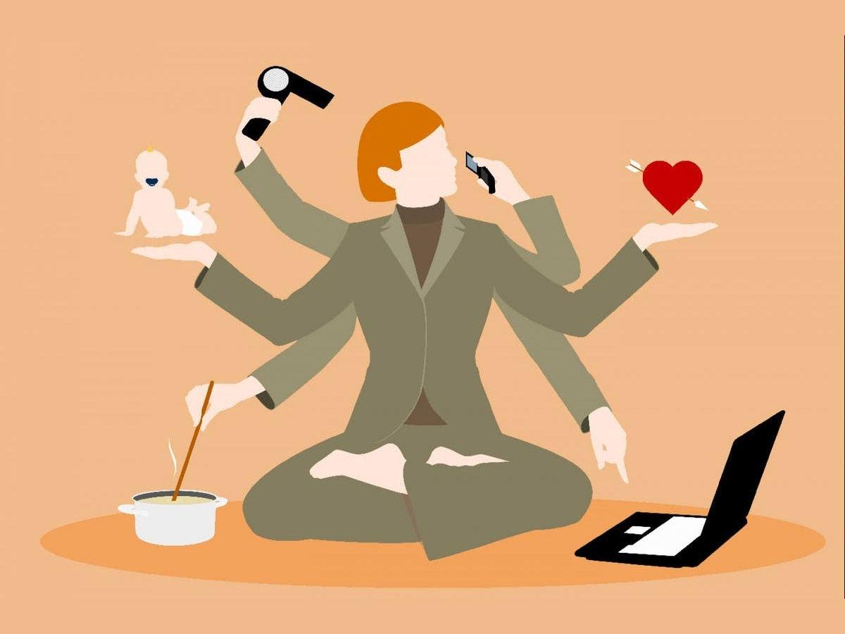 women better multitaskers