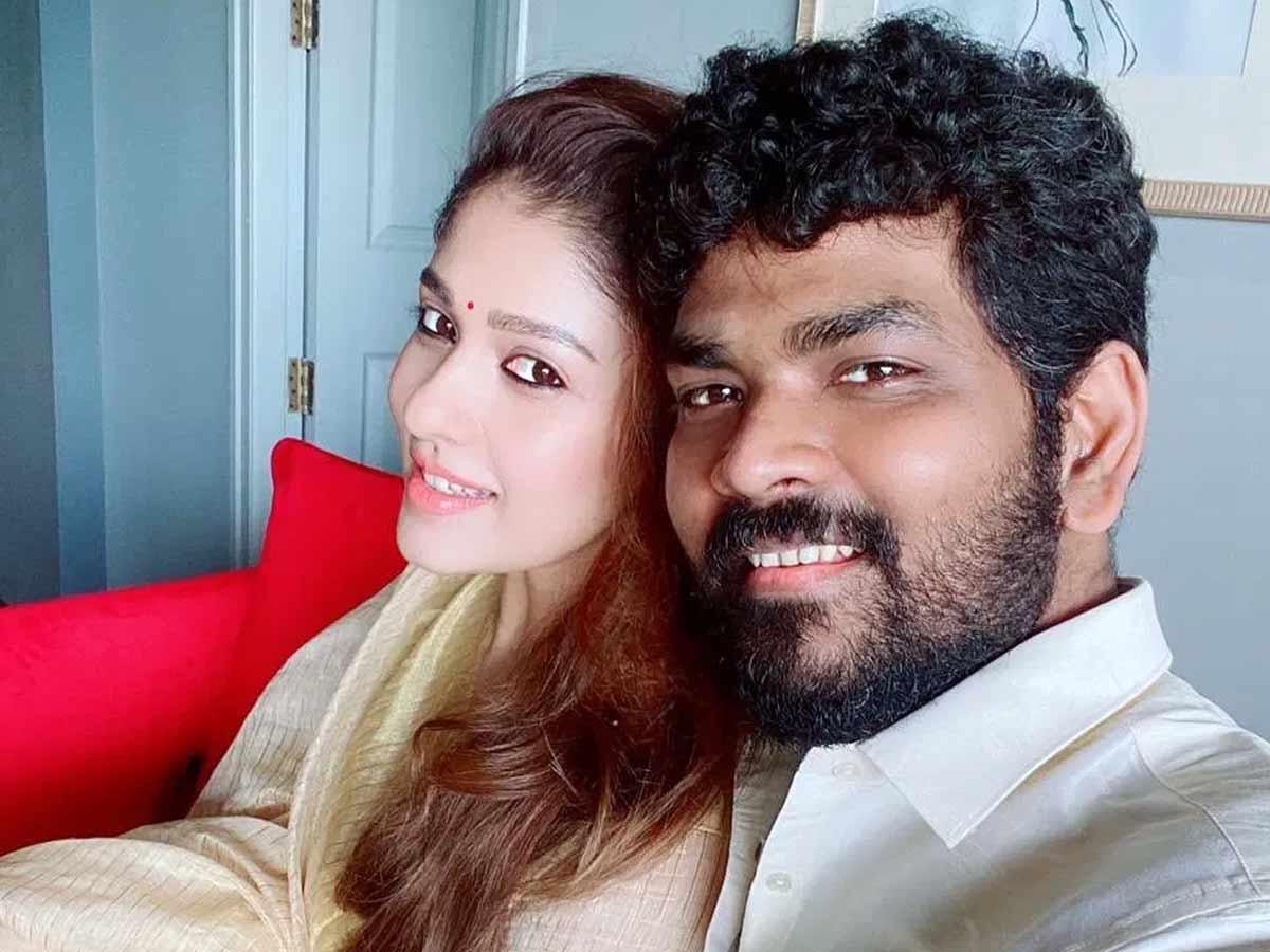 Nayanthara and vignesh