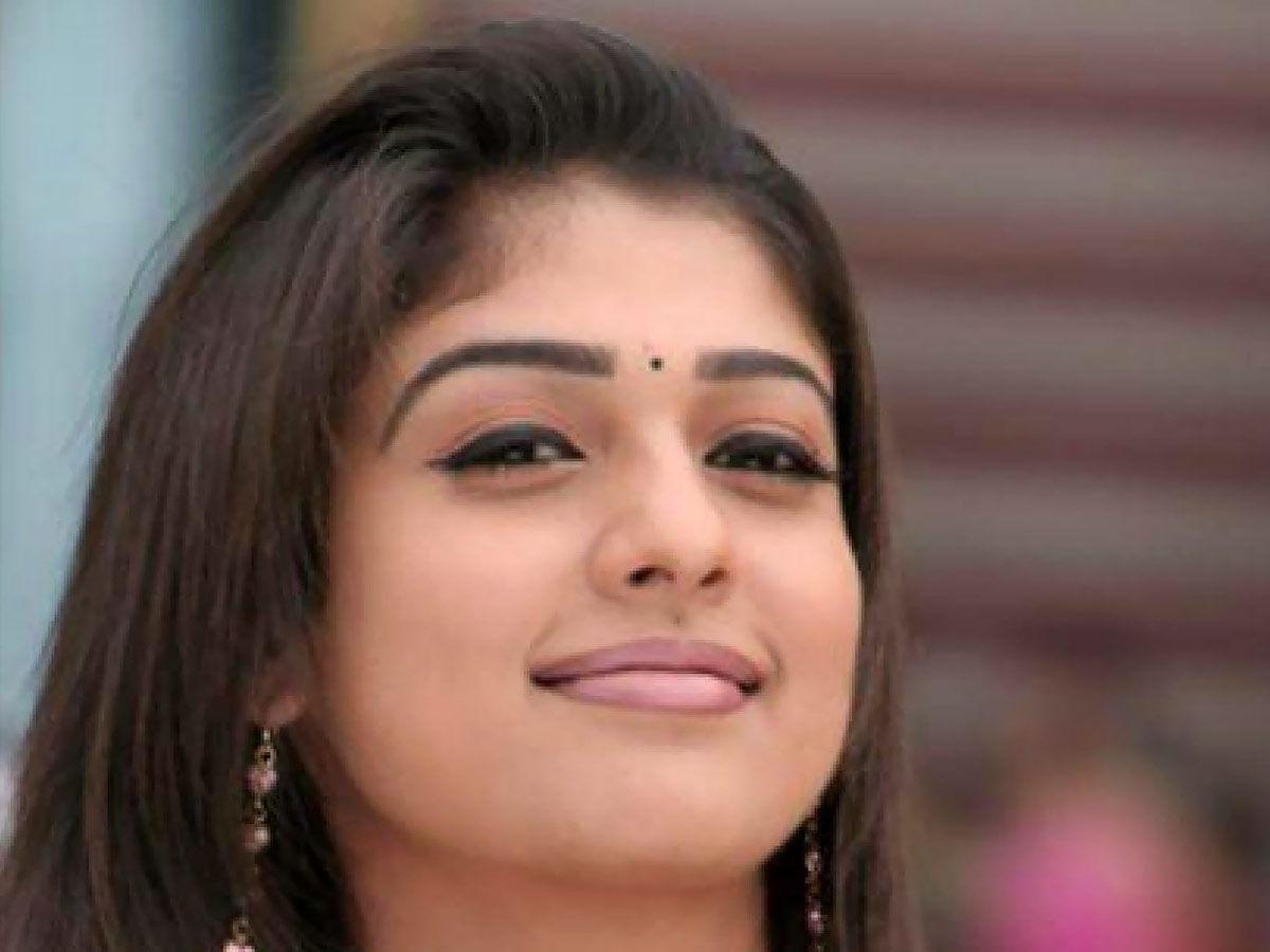 Nayanthara young