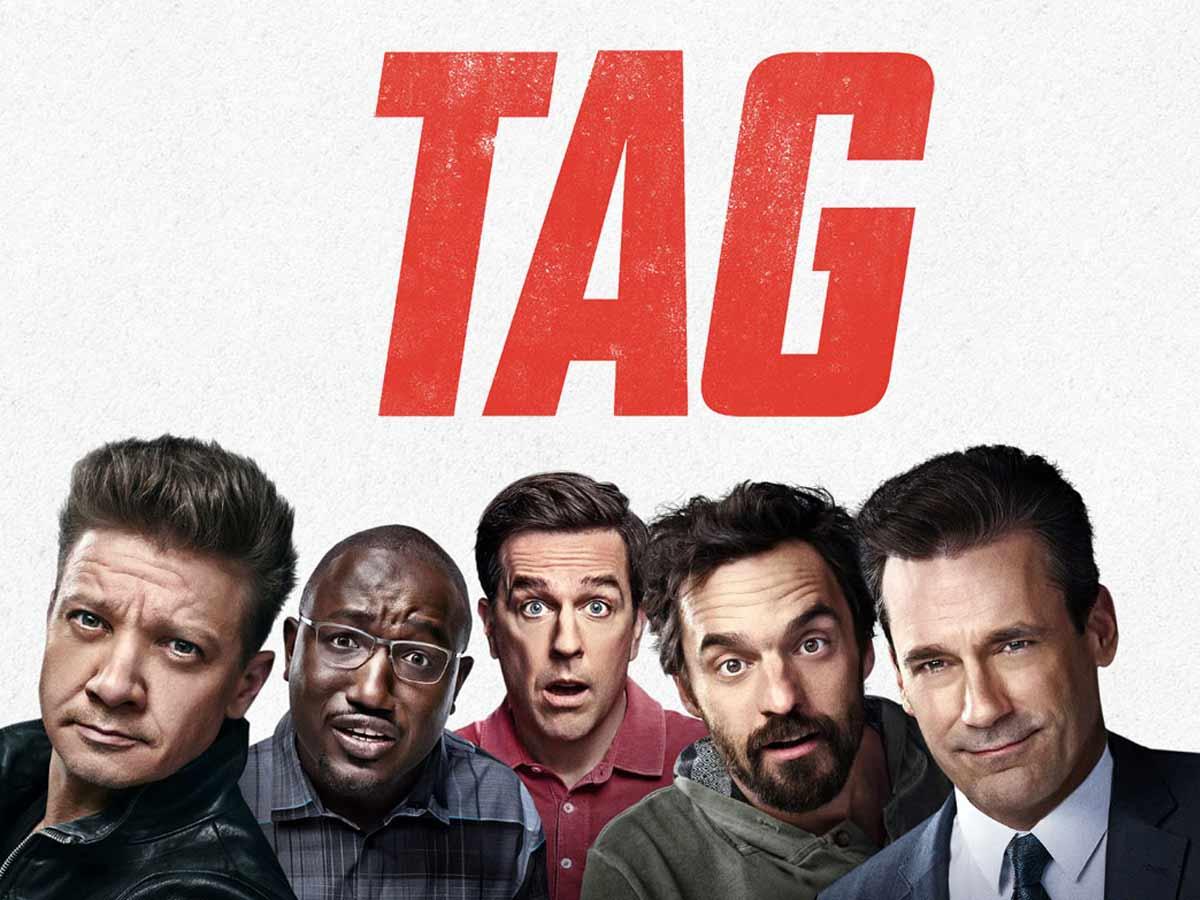 Tag, comedy movies