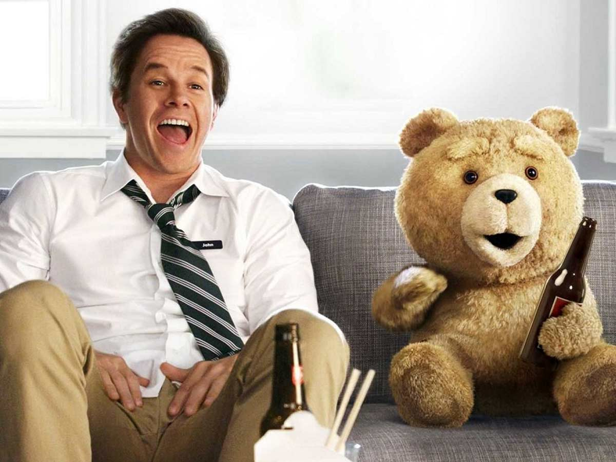 Ted, Ted 2, comedy movies